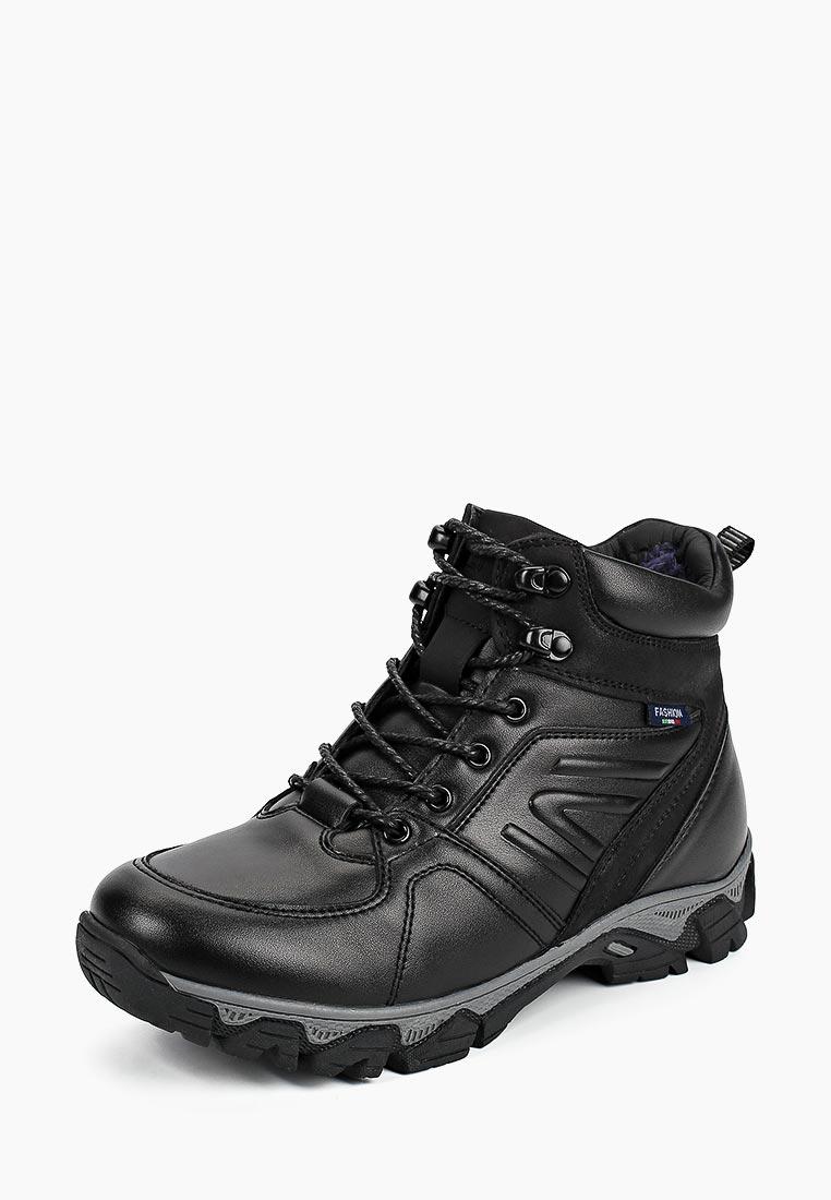 Ботинки для мальчиков KENKA GIM_2156_black