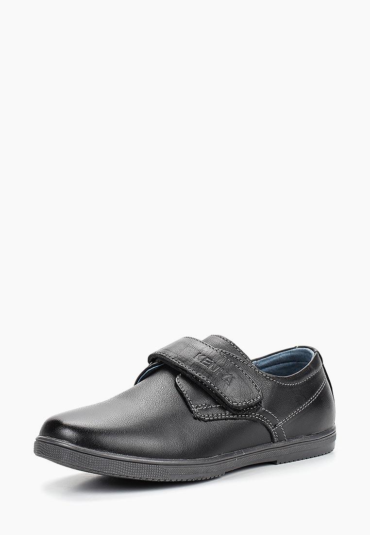 Туфли для мальчиков KENKA KFC_1005-2_black