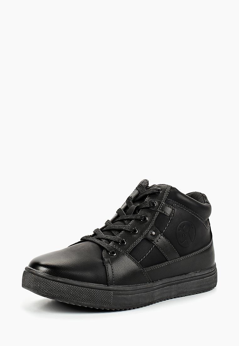 Ботинки для мальчиков KENKA TBM_726503_black