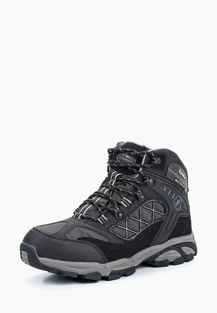 Ботинки для мальчиков KENKA DSI_41048_black