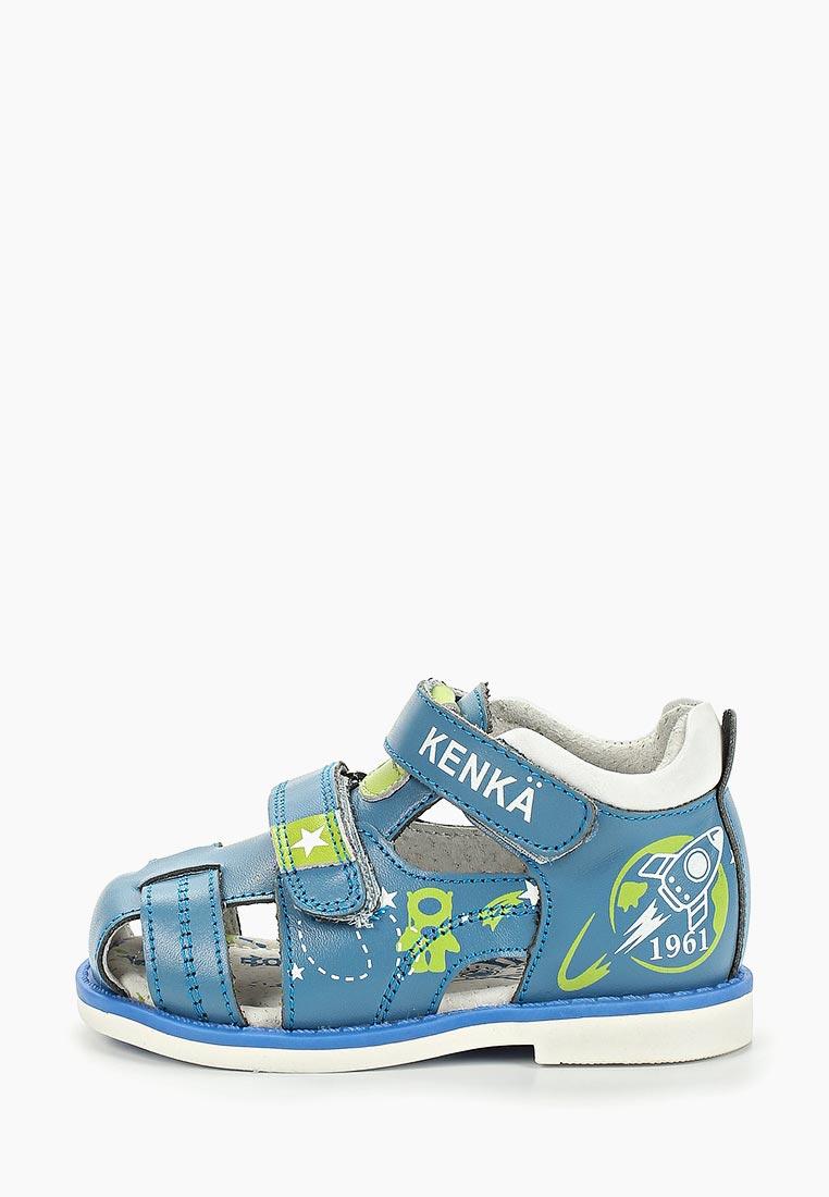 Сандалии для мальчиков KENKA HMQ_2617-6_blue