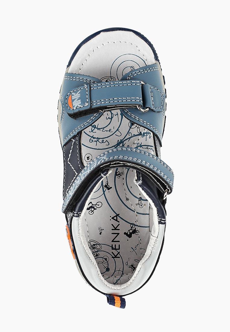 Сандалии для мальчиков KENKA XGK_9036_blue: изображение 4