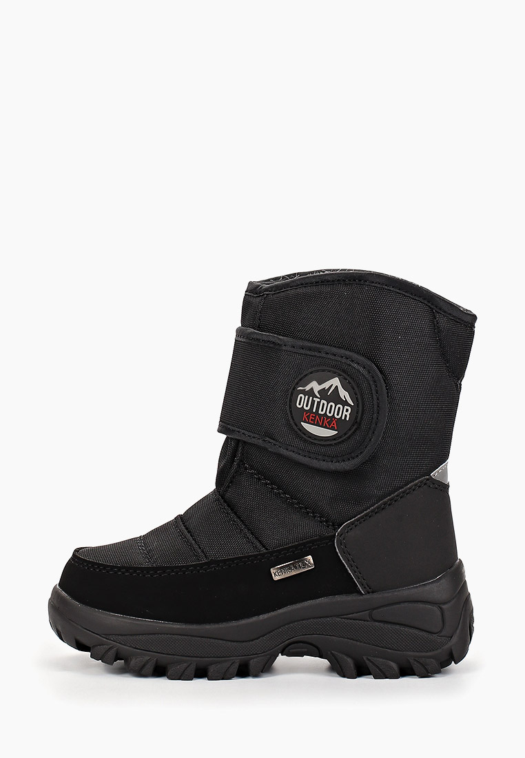 Ботинки для мальчиков KENKA PSU_21861_black