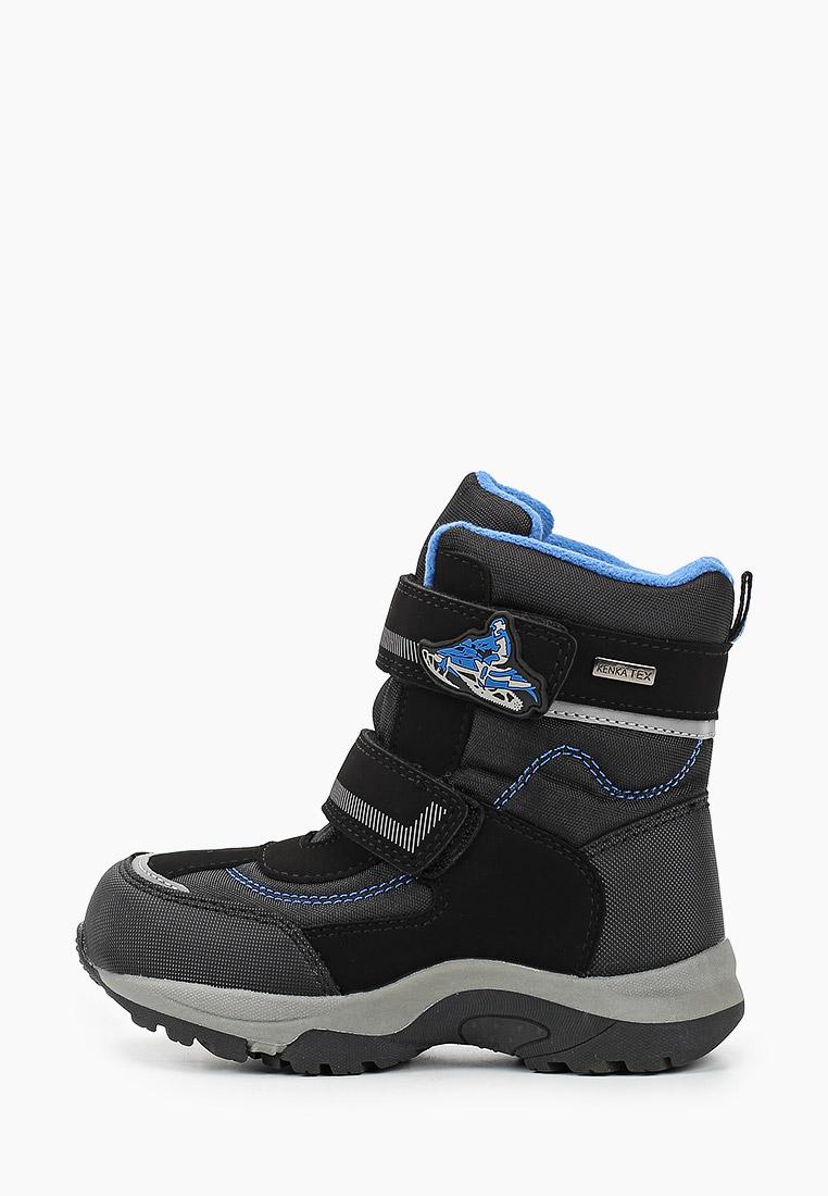 Ботинки для мальчиков KENKA PVJ_1845_black