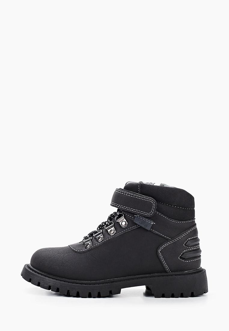 Ботинки для мальчиков KENKA FOK_222-05_black