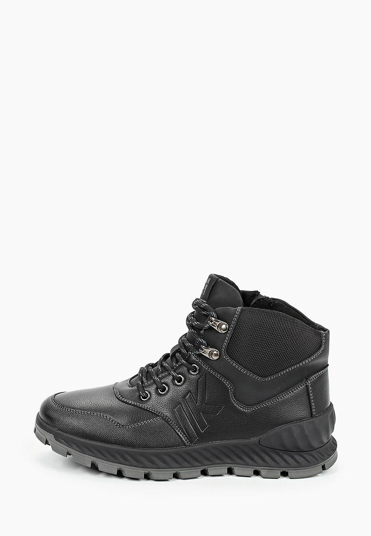 Ботинки для мальчиков KENKA GJA_5133_black