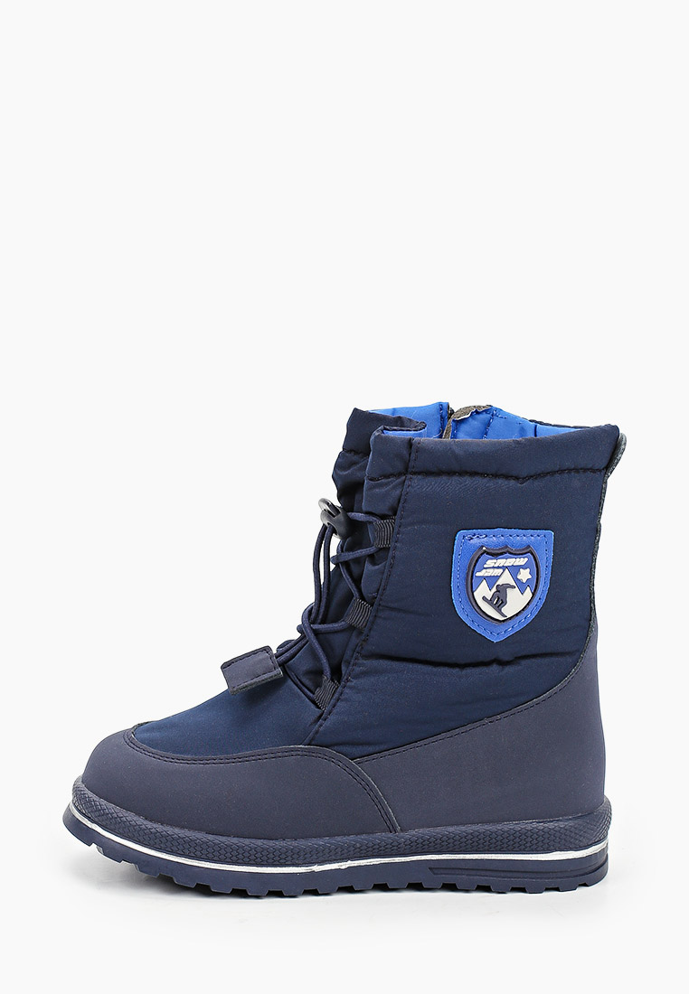 Ботинки для мальчиков KENKA LPR_9809-2_navy
