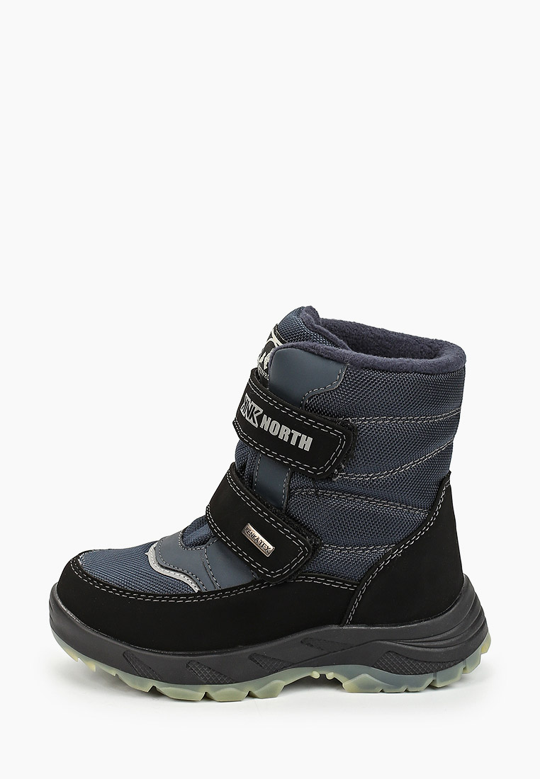 Ботинки для мальчиков KENKA PVD_1957_navy