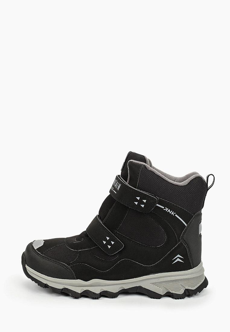 Ботинки для мальчиков KENKA EVQ_378_black