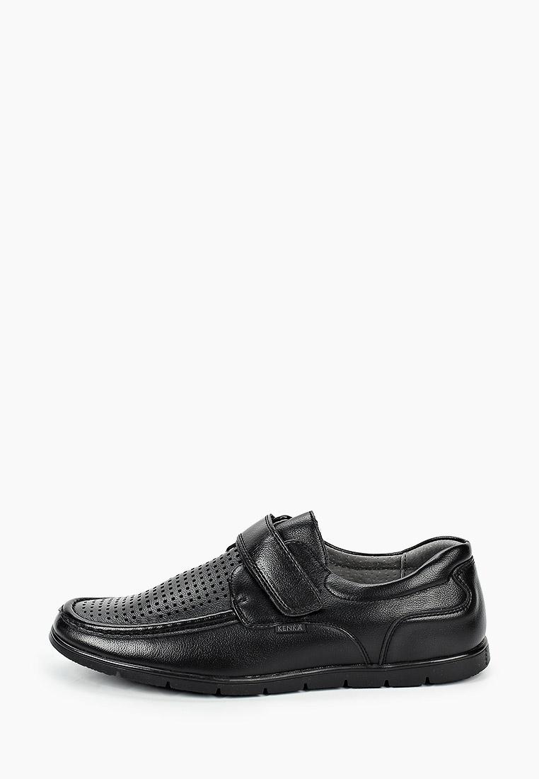 Туфли для мальчиков KENKA DFL_1071-28_black
