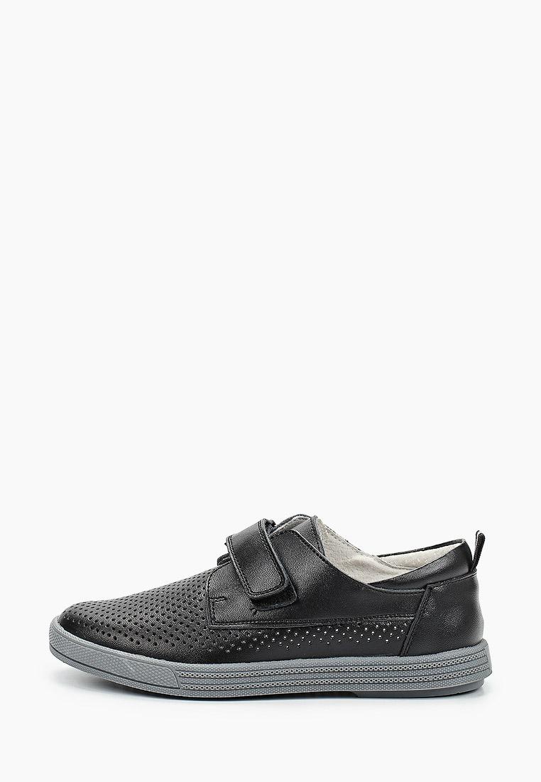 Туфли для мальчиков KENKA HMU_3402-144_black