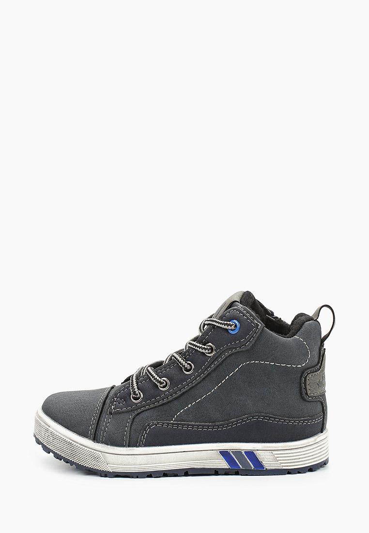 Ботинки для мальчиков KENKA PYU_19-605_navy