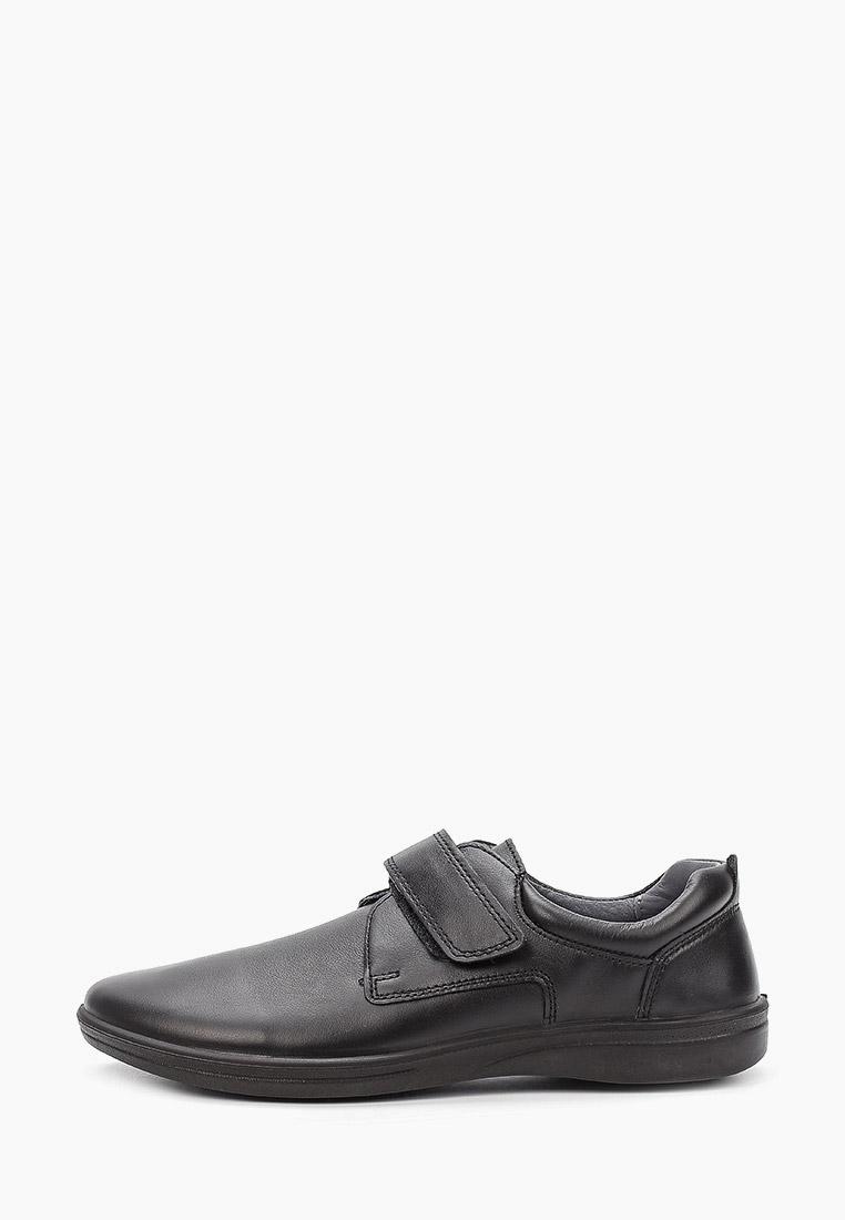Туфли для мальчиков KENKA AIM_8181-1_black
