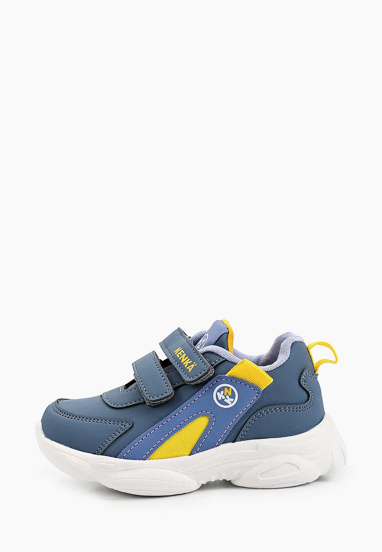 Кроссовки для мальчиков KENKA IQT_202-3_blue