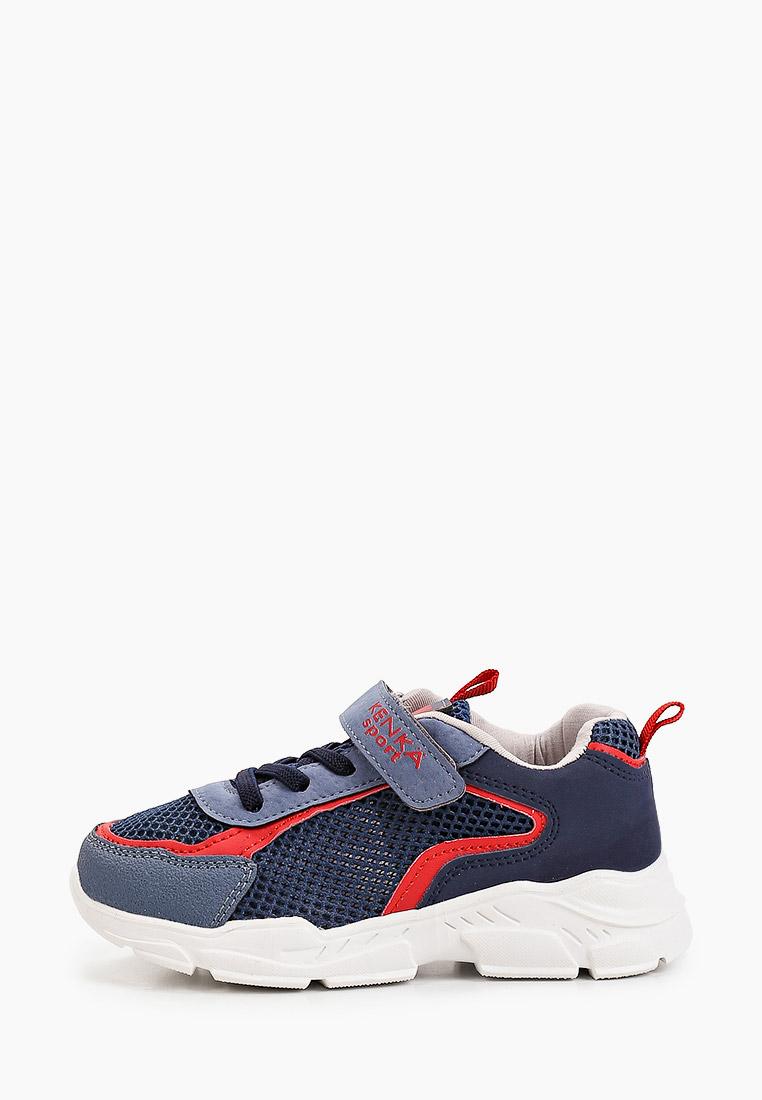 Кроссовки для мальчиков KENKA IQB_102-2_blue