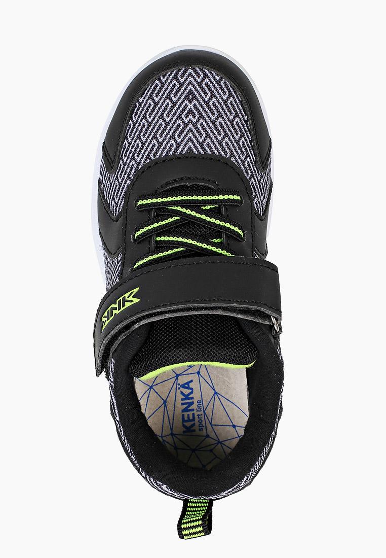 Кроссовки для мальчиков KENKA TMP_1-0008_black: изображение 4