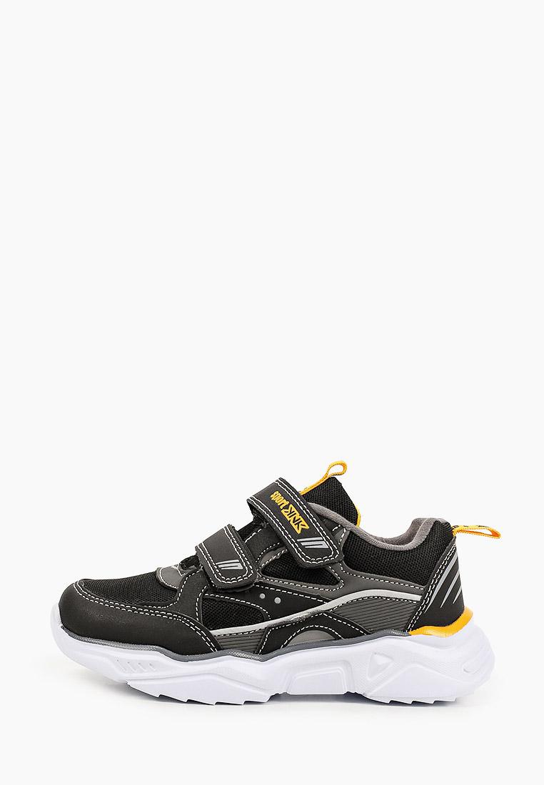 Кроссовки для мальчиков KENKA KNU_202-2_black: изображение 1