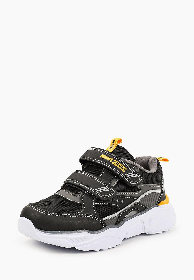 Кроссовки для мальчиков KENKA KNU_202-2_black: изображение 2