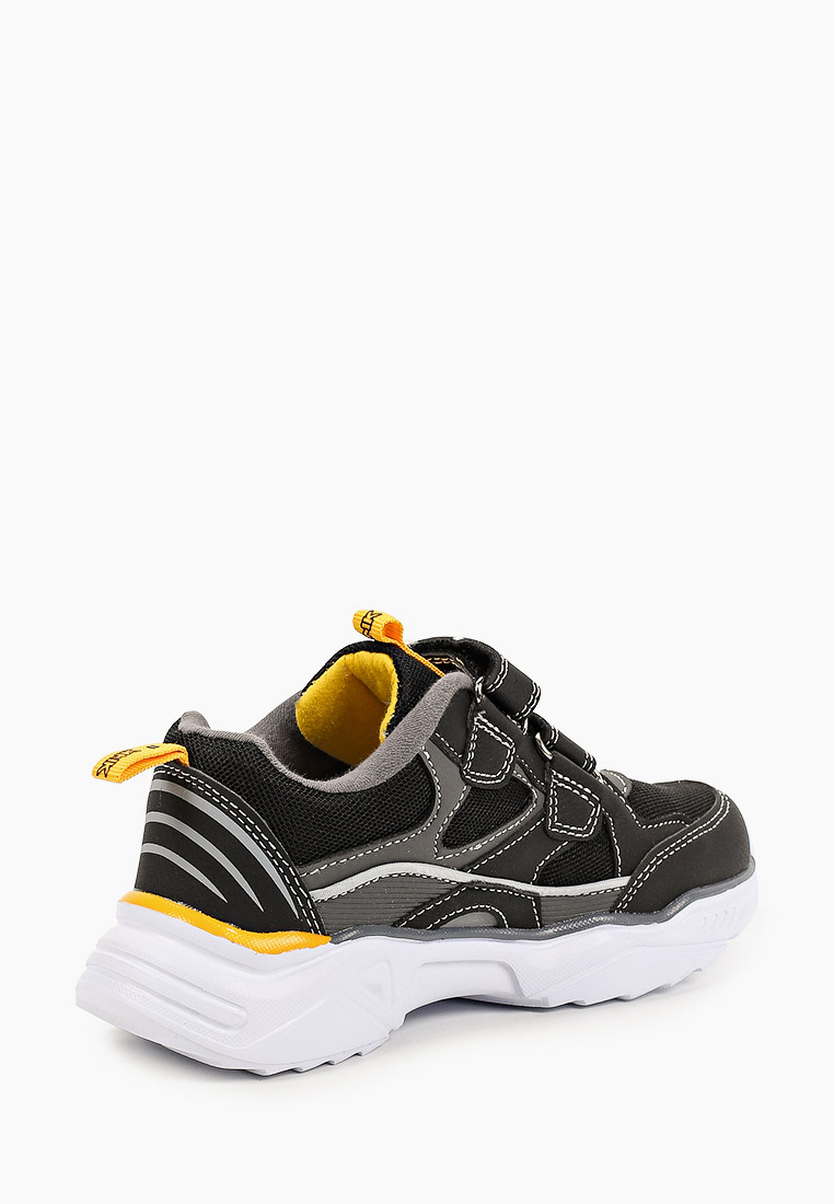 Кроссовки для мальчиков KENKA KNU_202-2_black: изображение 3
