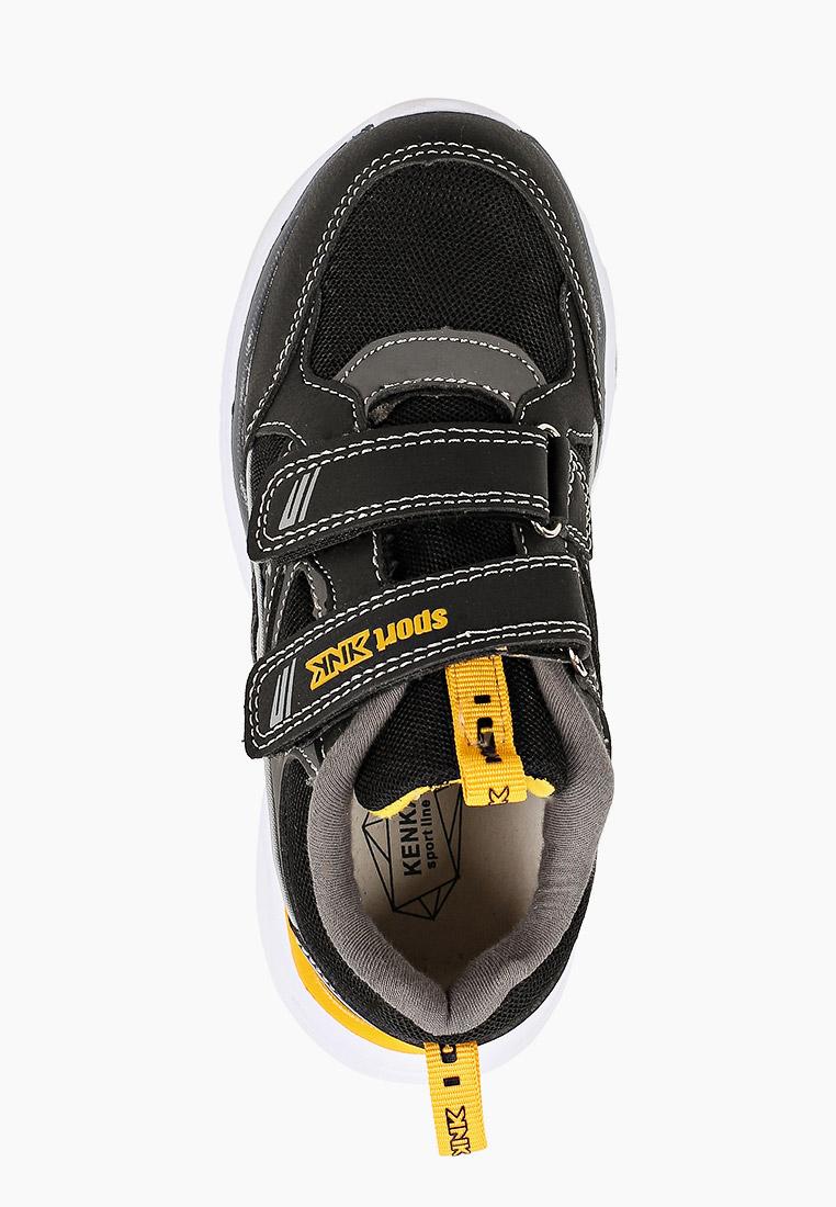 Кроссовки для мальчиков KENKA KNU_202-2_black: изображение 4