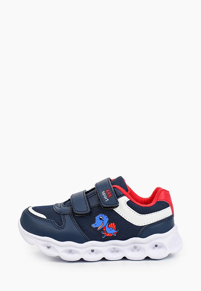 Кроссовки для мальчиков KENKA IHA_17-201-1_navy
