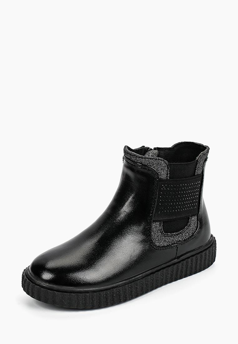 Ботинки для девочек KENKA LMJ_505_black
