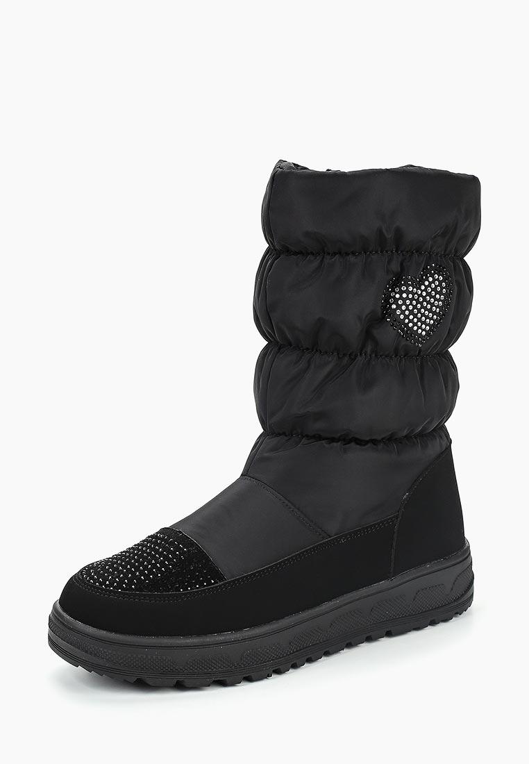 Дутики для девочек  KENKA LPE_7018-42_black
