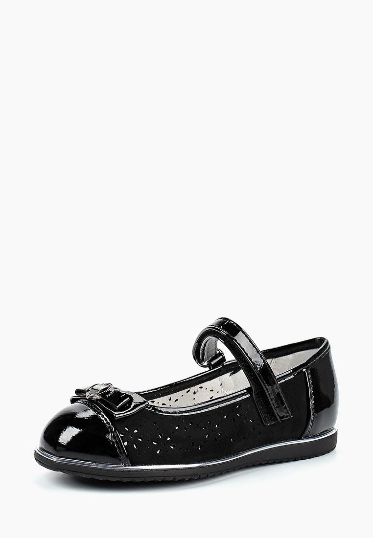 Туфли для девочек KENKA MVI_7556-5_black