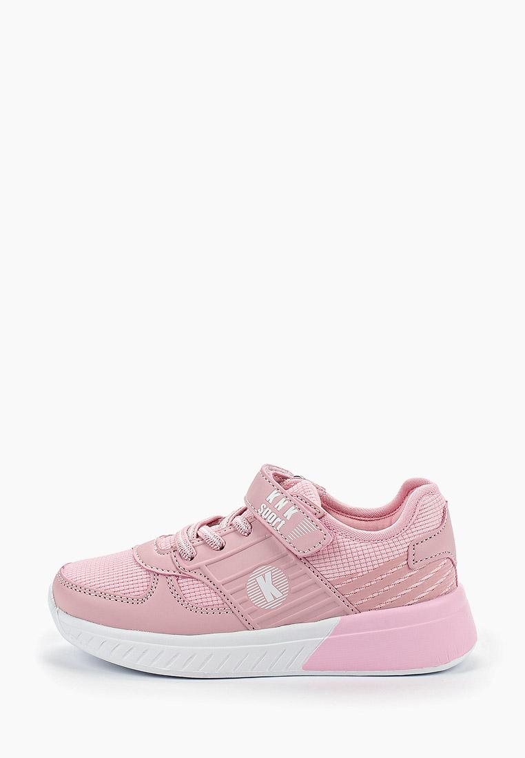 Кроссовки для девочек KENKA VVR_71118_pink
