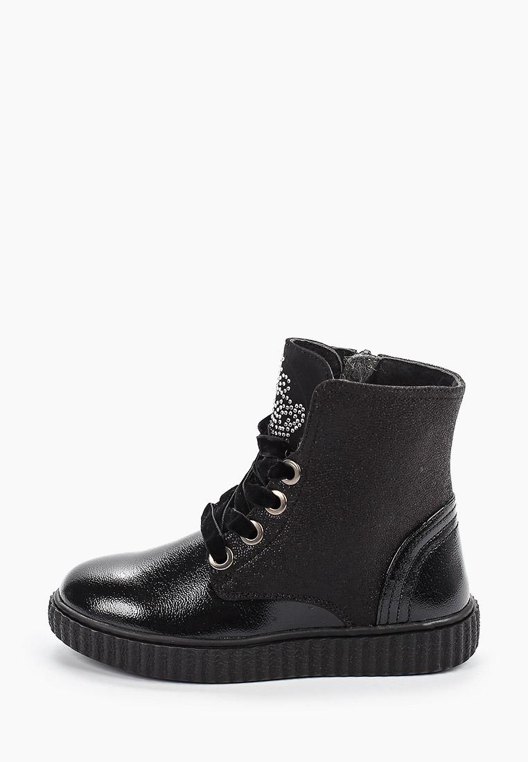Ботинки для девочек KENKA LMJ_506_black
