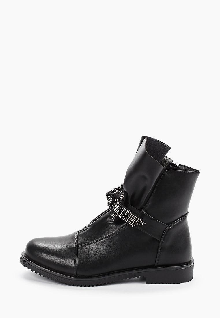 Ботинки для девочек KENKA WBZ_611_black