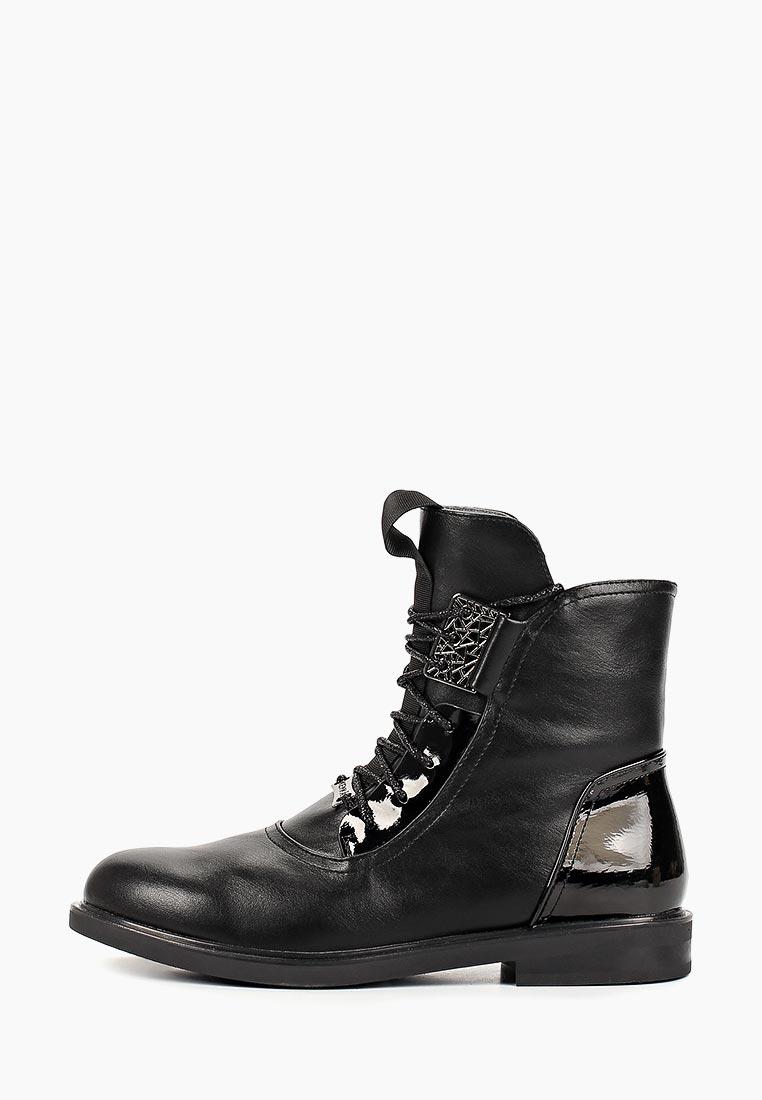 Ботинки для девочек KENKA TQN_5313-95_black