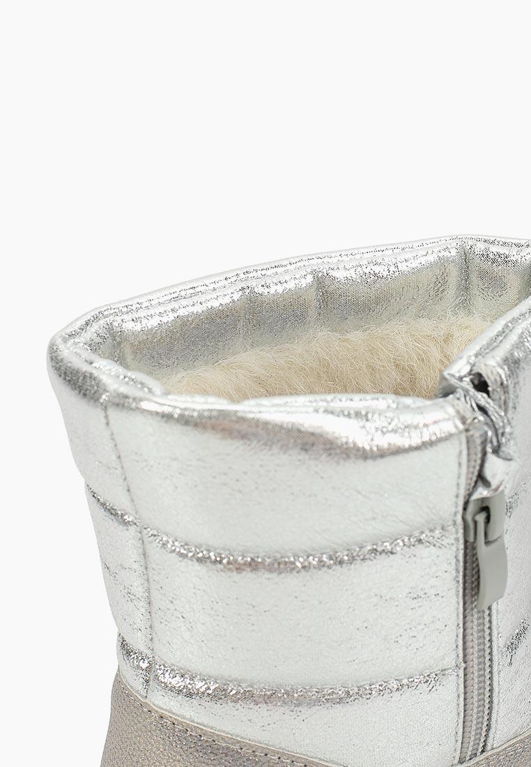 Дутики для девочек  KENKA LPR_9807_silver: изображение 6