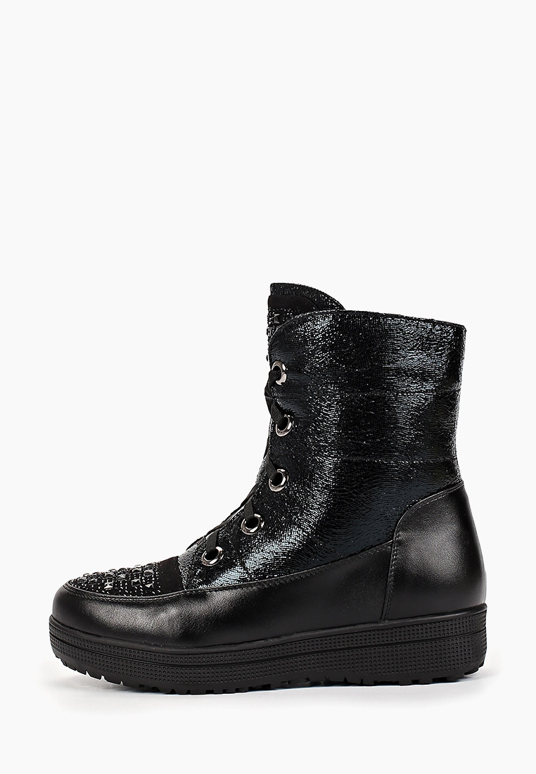 Ботинки для девочек KENKA TAK_2316-26_black