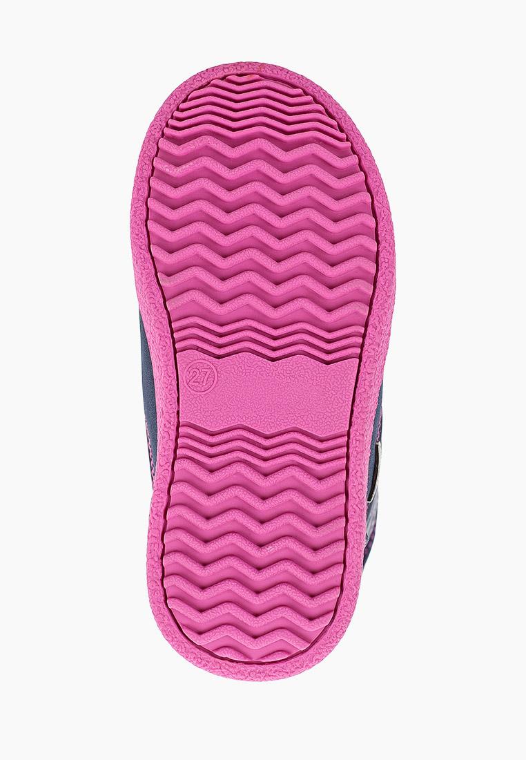 Дутики для девочек  KENKA PVC_3026_navy: изображение 5