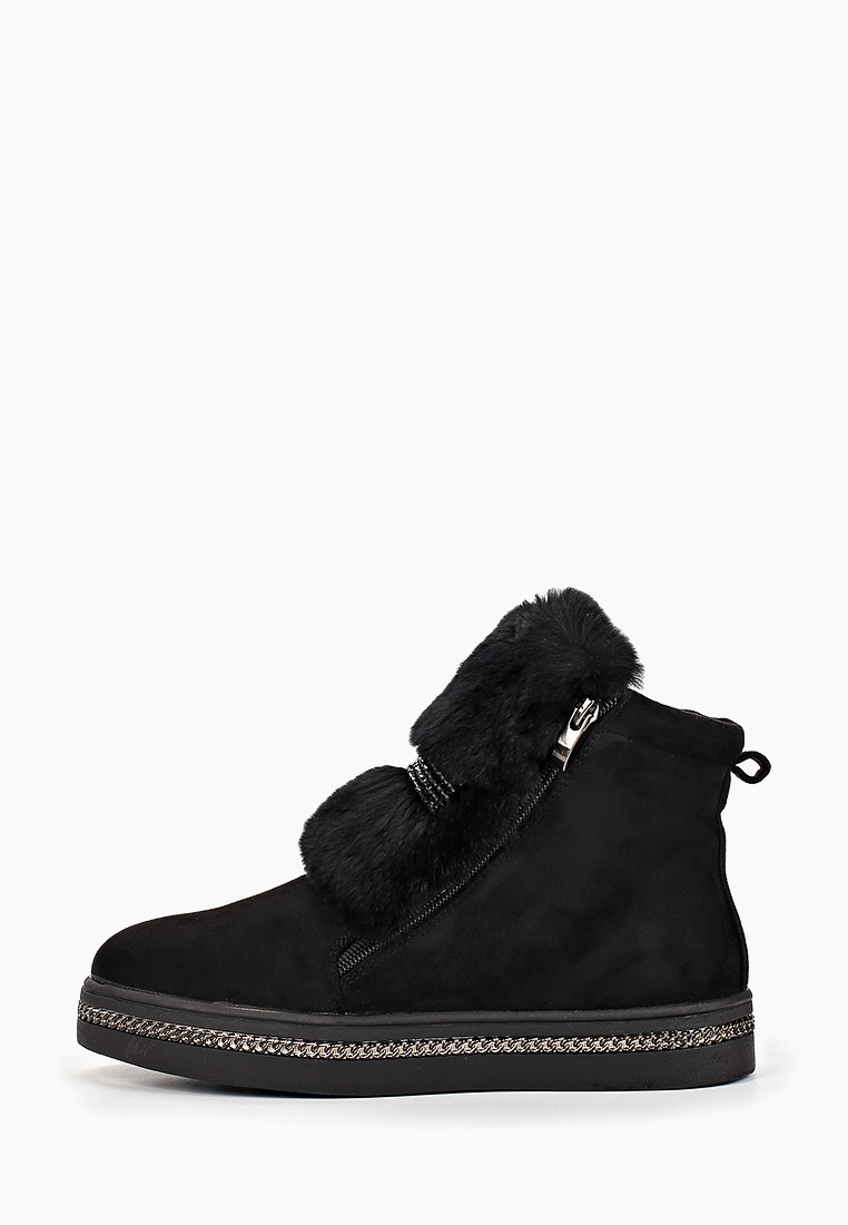 Ботинки для девочек KENKA ATU_5391_black