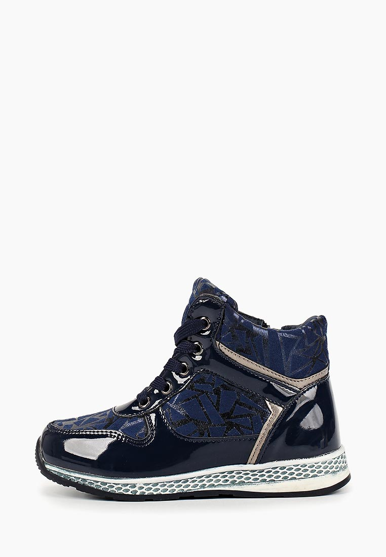 Ботинки для девочек KENKA LPB_71028_navy