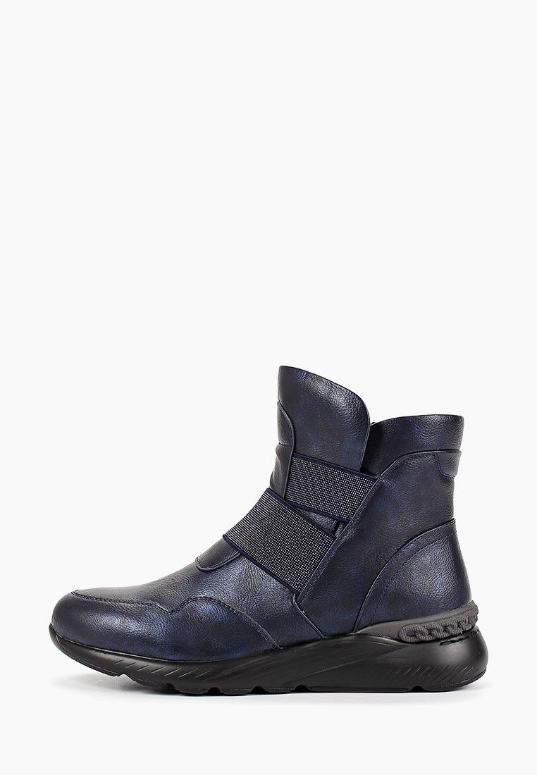Ботинки для девочек KENKA TQS_119-61_navy
