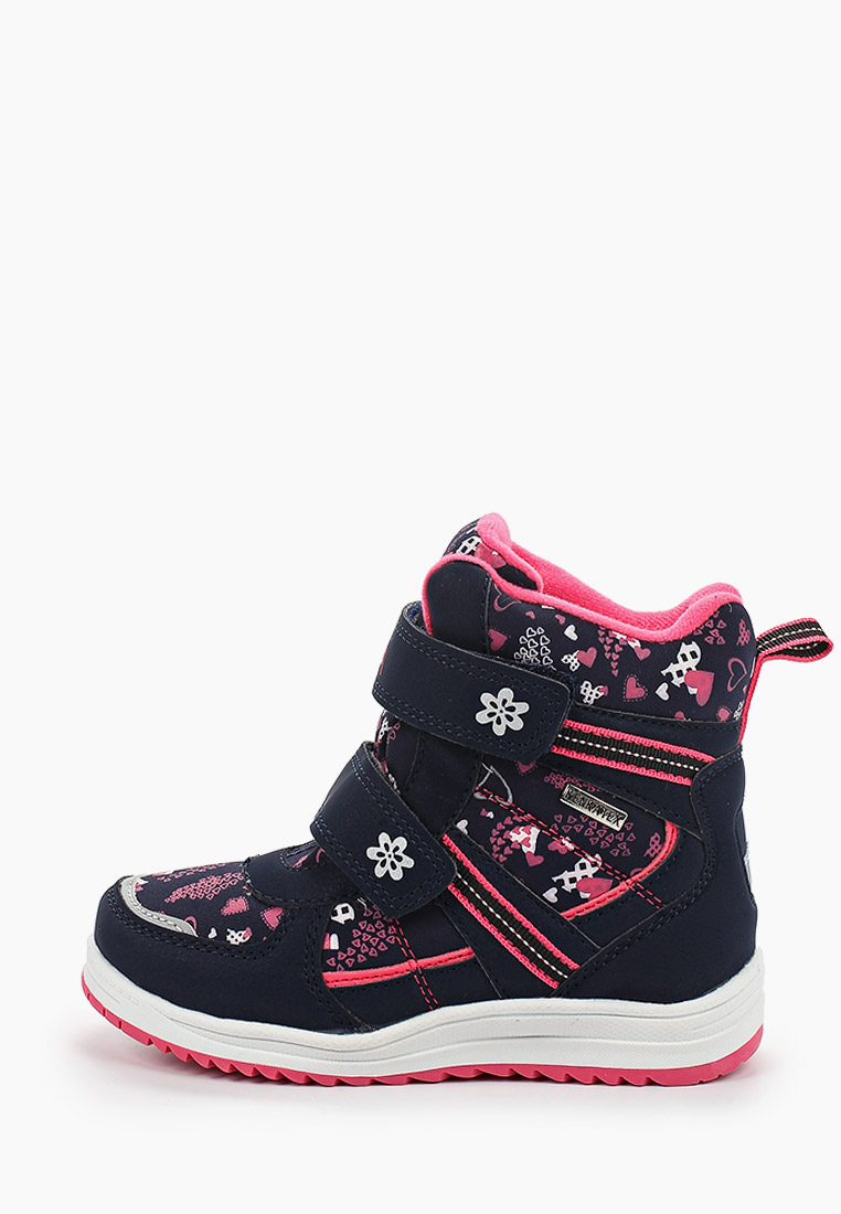 Ботинки для девочек KENKA EVE_403_navy
