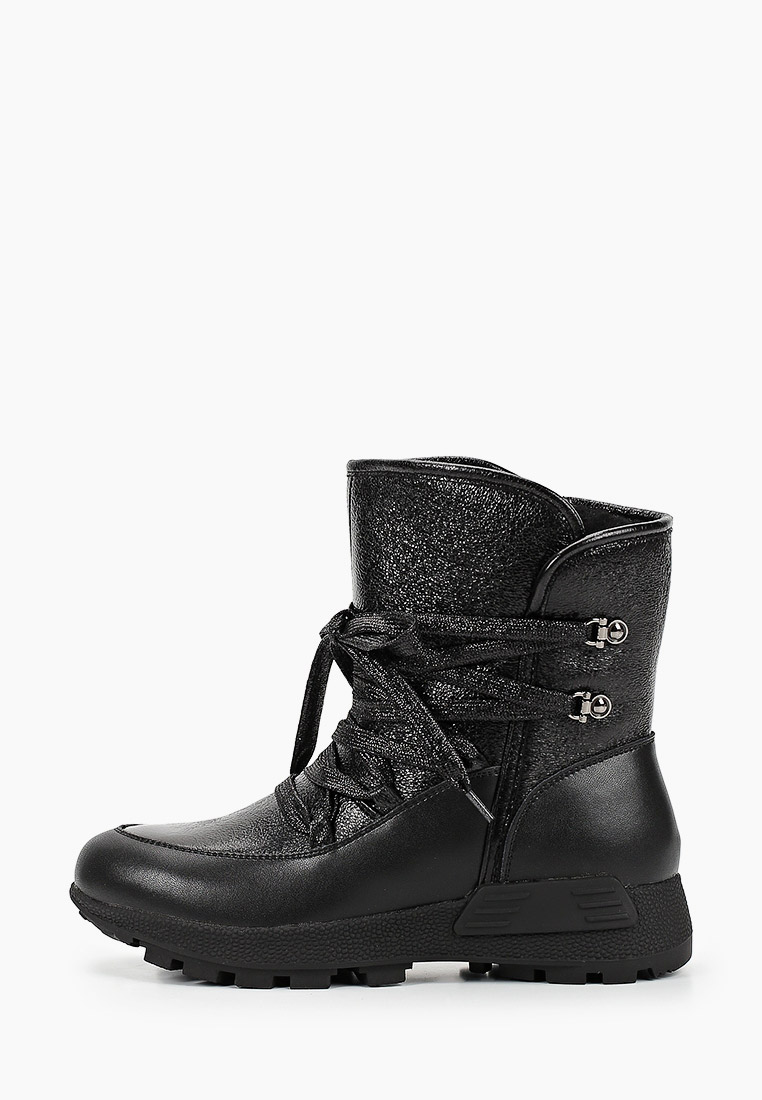Ботинки для девочек KENKA TQR_2171-56_black
