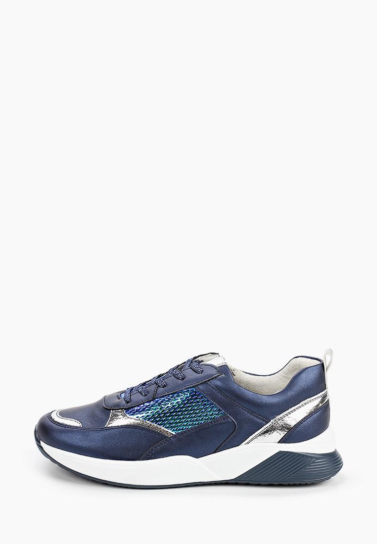 Кроссовки для девочек KENKA BRV_508-1_navy