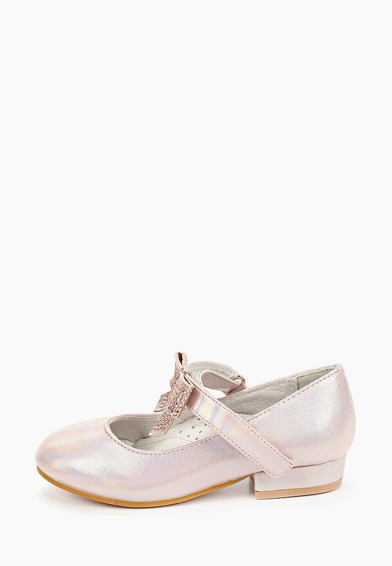 Туфли для девочек KENKA SHJ_3458-4_pink