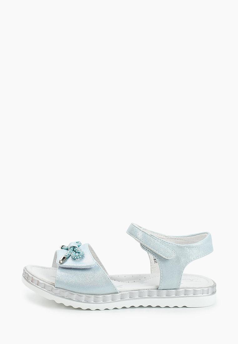 Сандалии для девочек  KENKA MXR_868-1_blue
