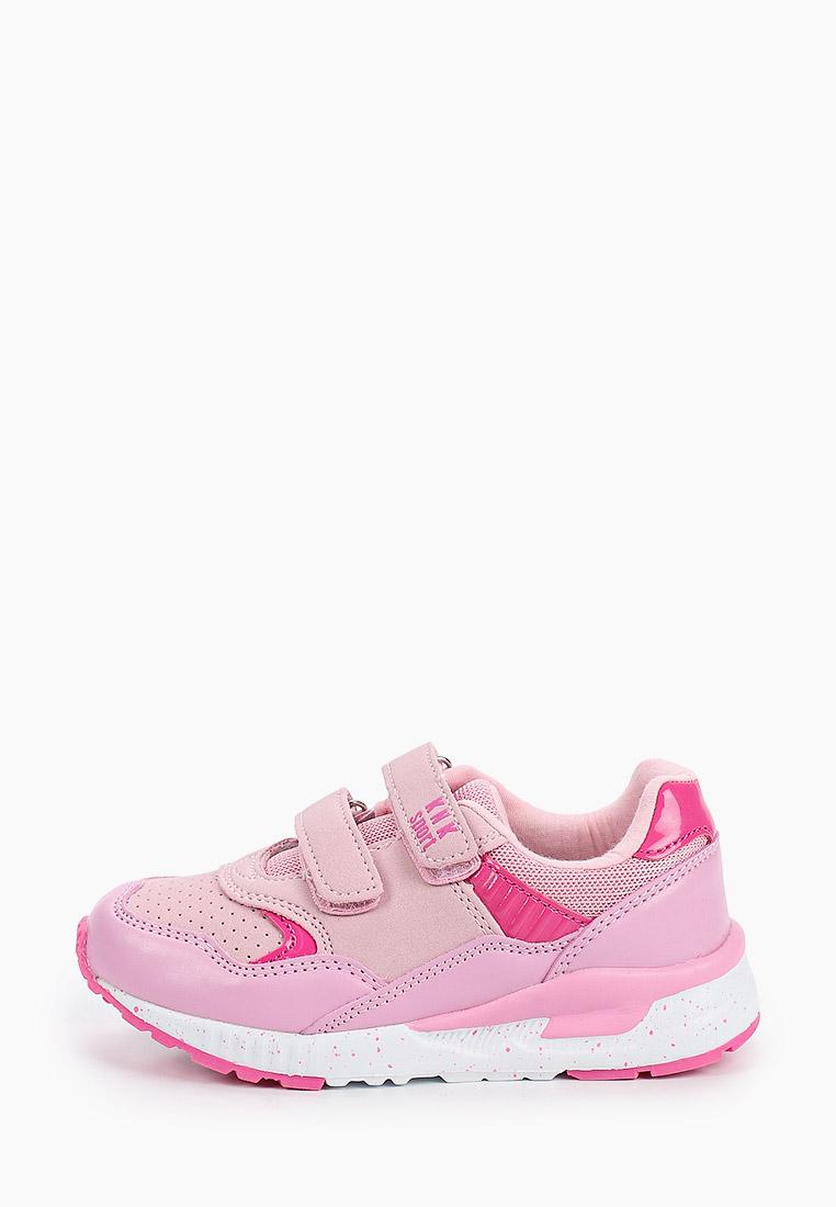 Кроссовки KENKA VVL_61010_pink
