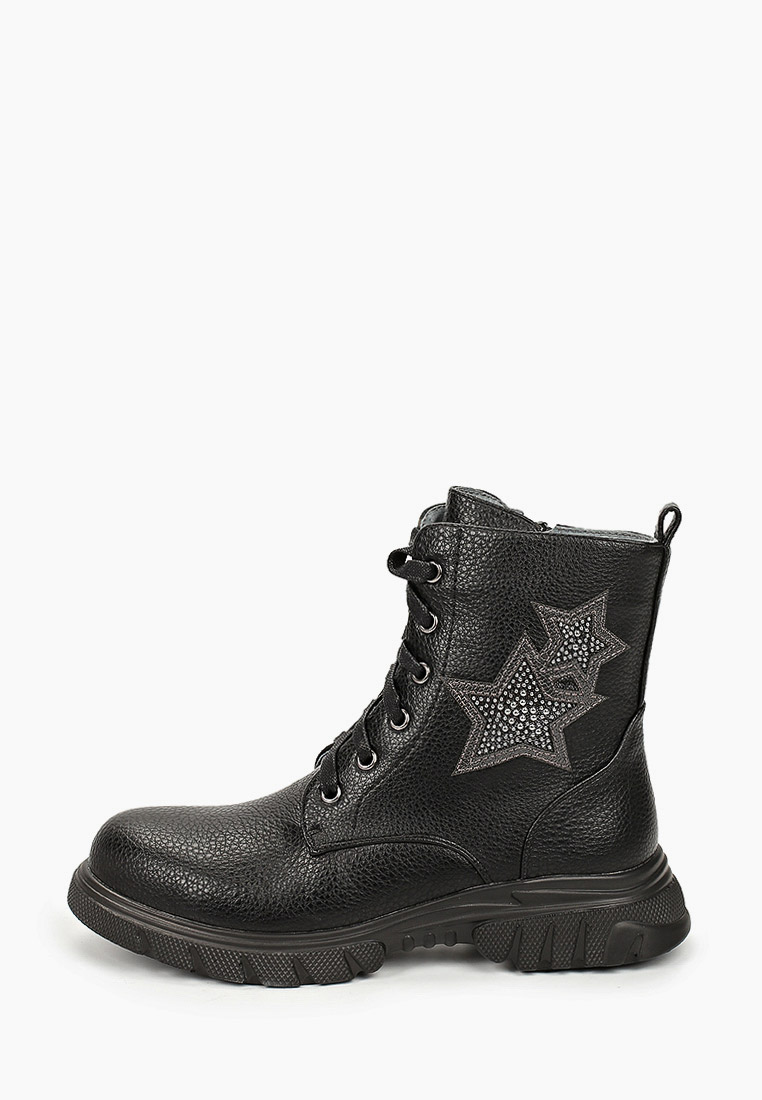 Ботинки для девочек KENKA TQU_1128-402_black