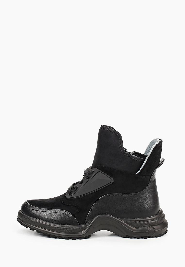 Ботинки для девочек KENKA TCG_101-668_black