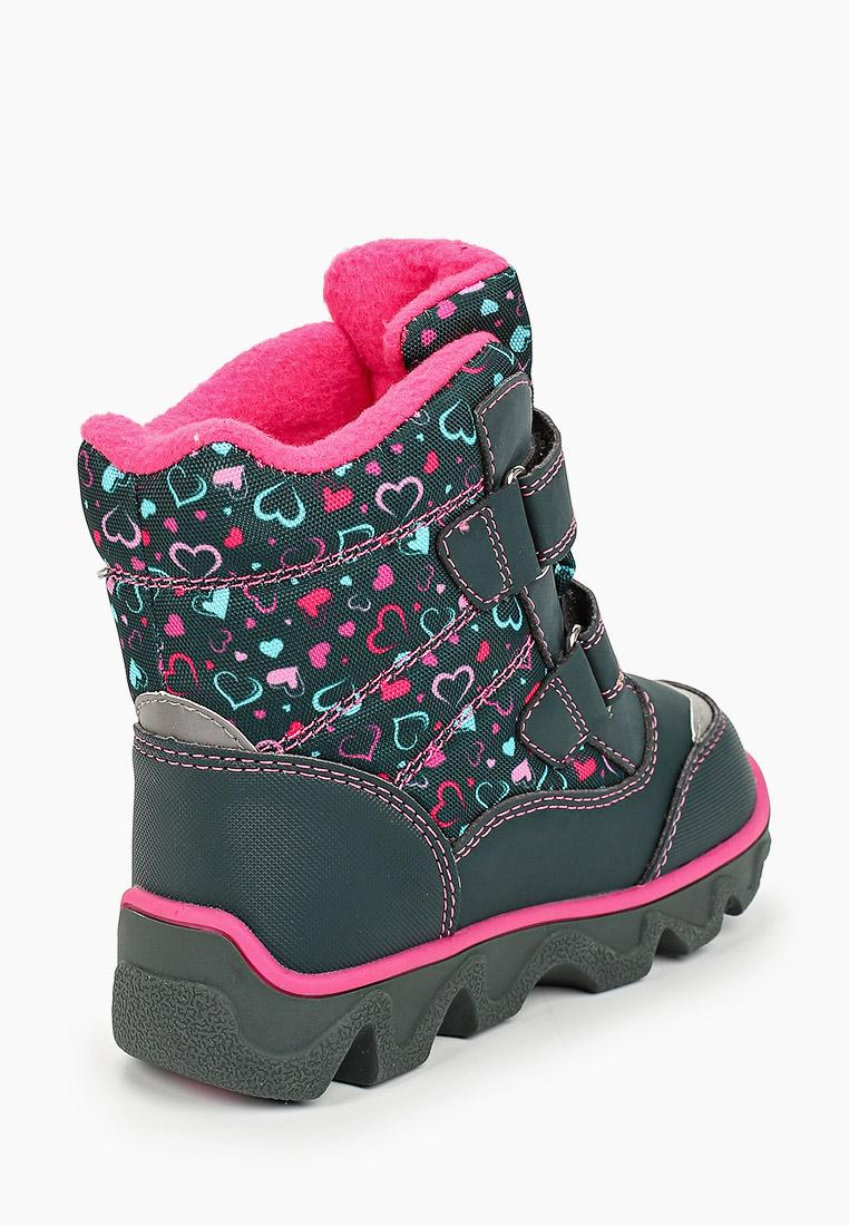 Ботинки для девочек KENKA PSY_2845_green: изображение 3