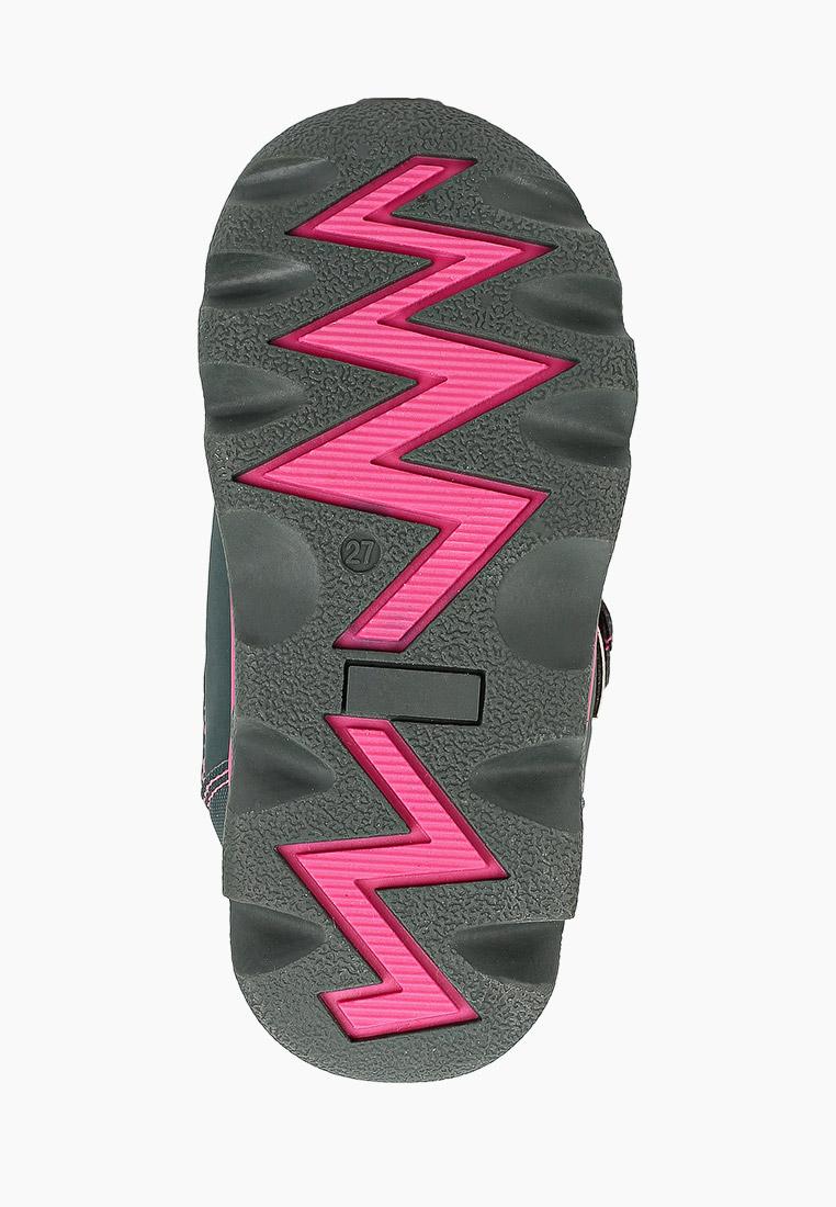 Ботинки для девочек KENKA PSY_2845_green: изображение 5
