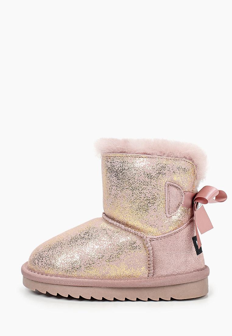 Угги для девочек KENKA YJA_18730_pink
