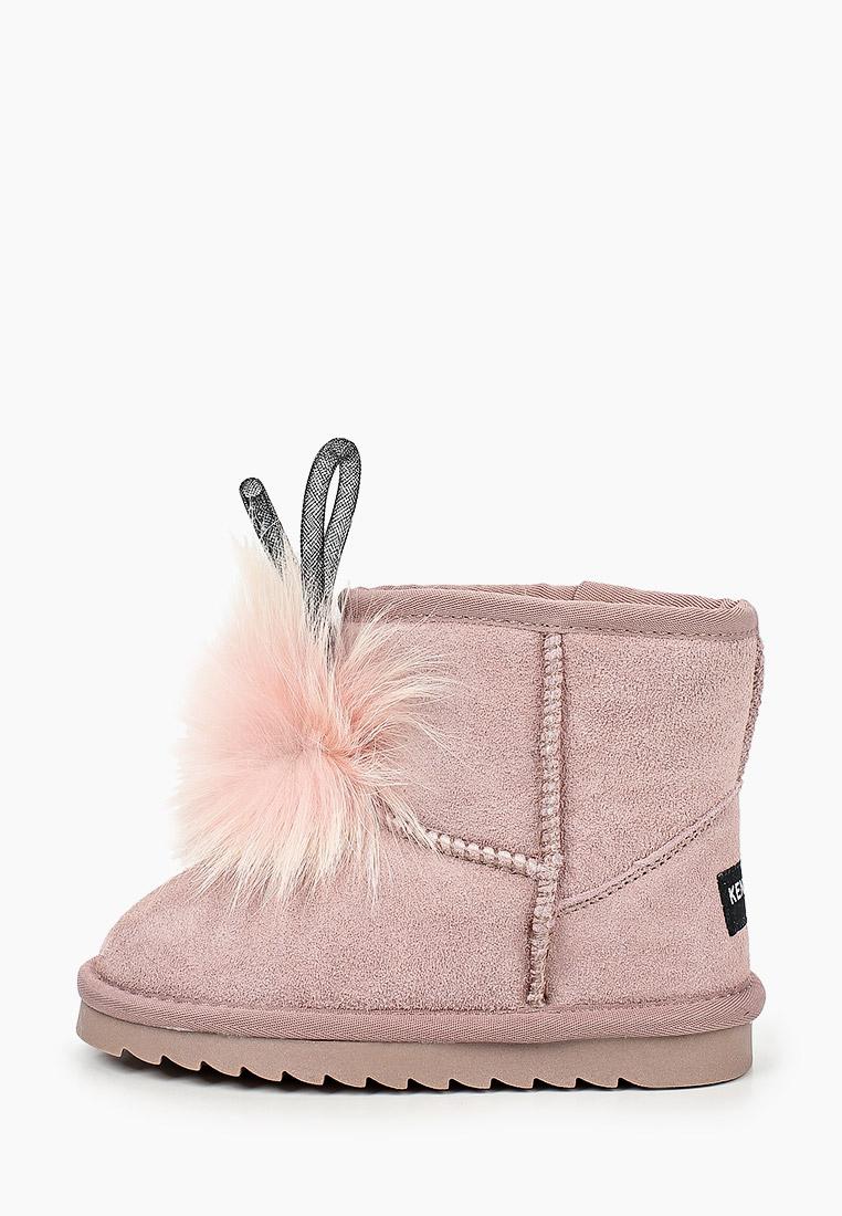 Угги для девочек KENKA YJB_18878_pink